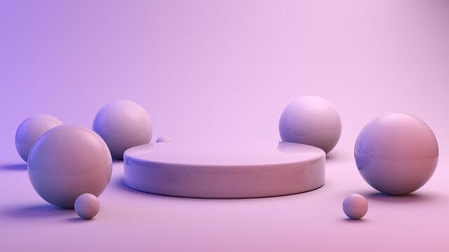 minimal podium