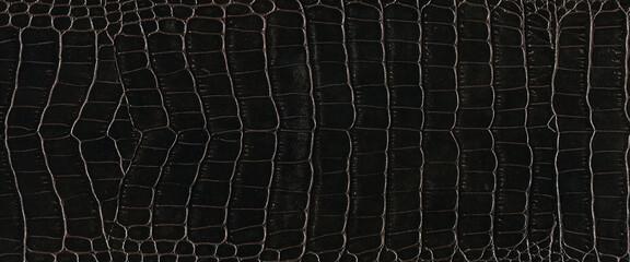 Texture de peau d& 39 imitation de crocodile très luxueuse utilisée dans l& 39 industrie textile
