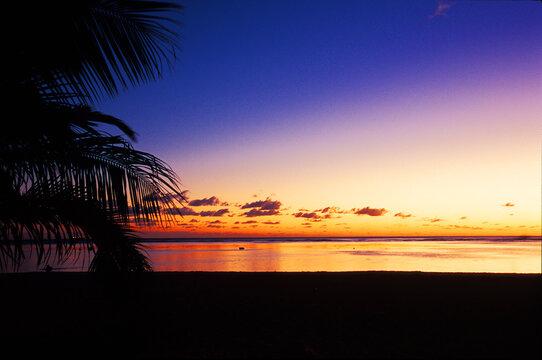 Ala Moana Beach Park Oahu Hawaii