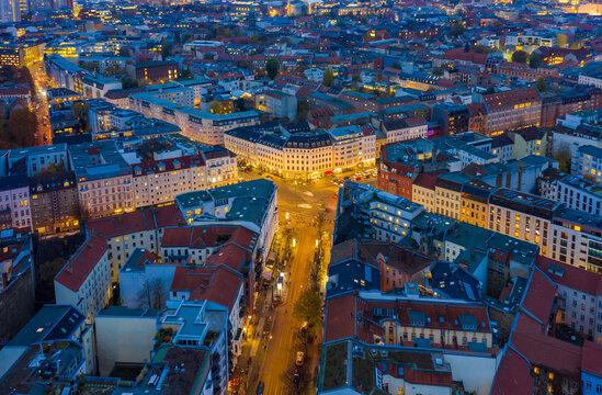 Rosenthaler Platz, Berlin, Germany