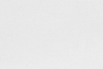 Fototapeta White canvas texture for background