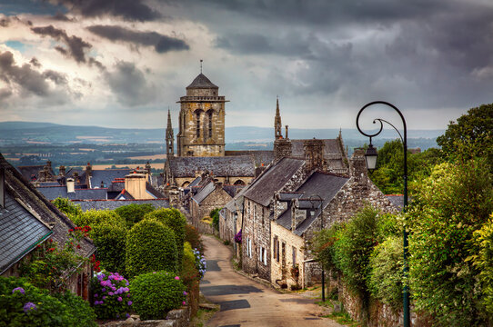 From Locronan, Brittany