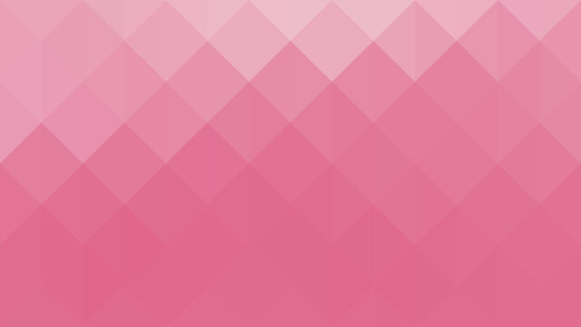 Abstract pink geometric template background