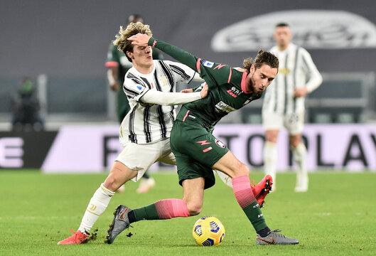 Serie A - Juventus v Crotone