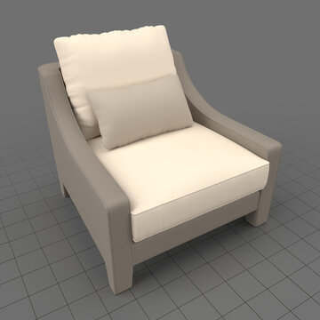 Modern armchair 7