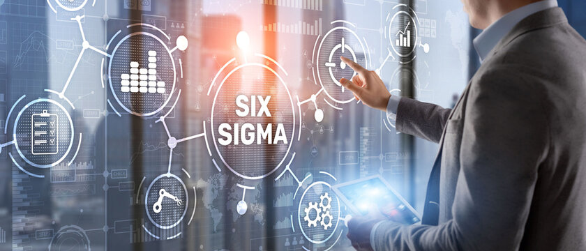 Six Sigma. Management concept aimed at improving the quality of work of an organization or a separate unit
