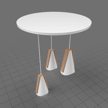 Modern pendant light 3