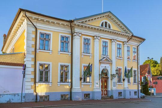 Parnu  Art Gallery, Estonia