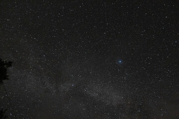 Fototapeta Stars at night.