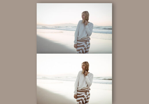 Adjustment Photo Effect