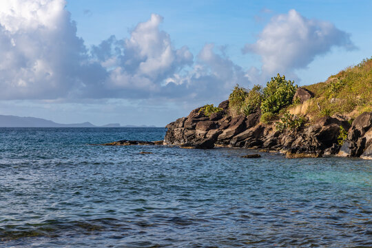 Saint Vincent and the Grenadines , Bequia view
