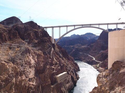 Hoover Dam - Las Vegas Nevada