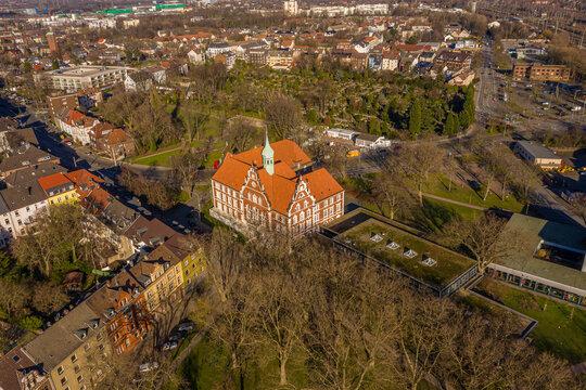 Rathaus Wanne-Eickel