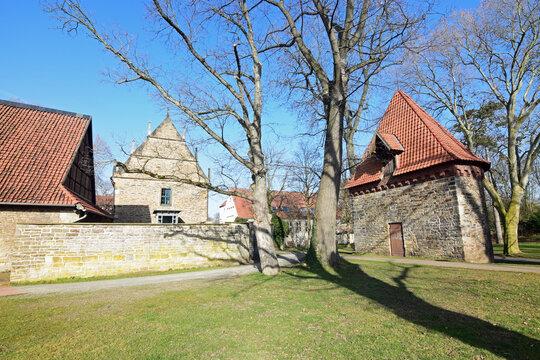 Architektur der Weserrenaissance in Stadthagen