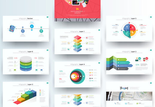 Infographic Presentation Layout