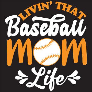 livin' that baseball mom life