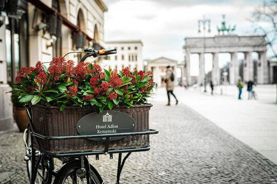 Hotel Adlon Kempinski am Brandenburger Tor in Berlin
