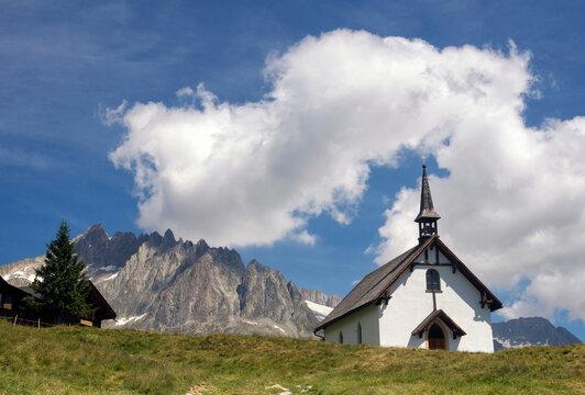 Chapel in Belalp