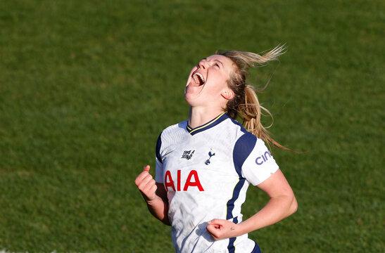Women's Super League - Tottenham Hotspur v Everton