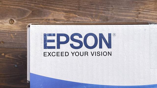 エプソンの家庭用プリンターを購入。EPSON EP-812A。リモートワーク/おこもり消費。スキャナー/コピー機。2021年2月撮影/日本