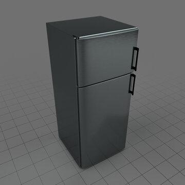 Top freezer refrigerator 3