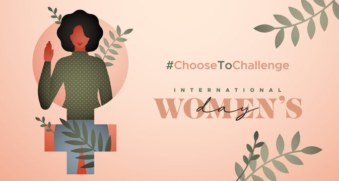 Women's Day choose to challenge black woman card