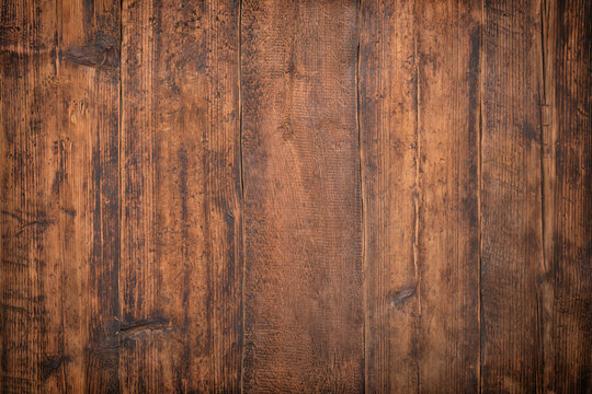 vintage wood texture background, natural color rustic table