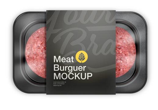 Hamburger Mockup