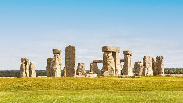 Stonehenge in Great Britain