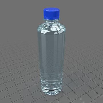 Plastic water bottle 4