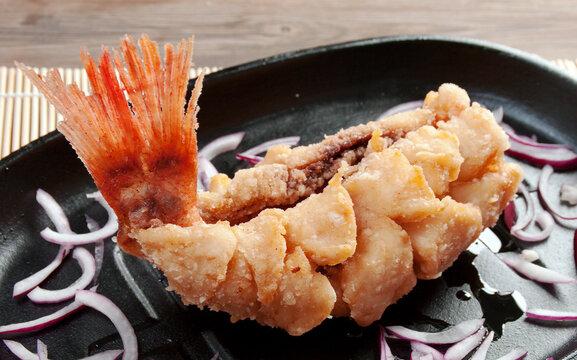 Chinese Dry-Braised fish