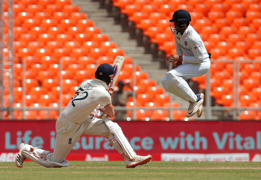 Cricket - Fourth Test - India vs England