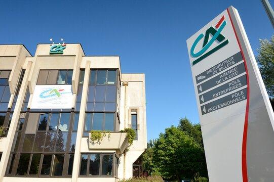 Crédit Agricole siège de Seine-Maritime