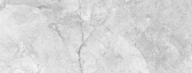 Obraz Panorama of White marble tile floor texture and bckground seamless - fototapety do salonu