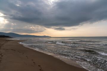 Fototapeta spiaggia