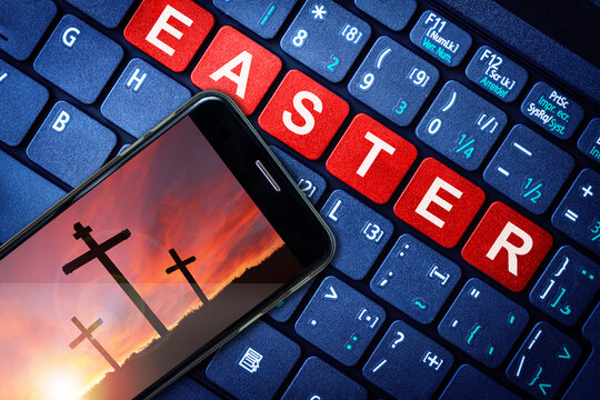 Easter Live Streaming Online Broadcast Due to Covid-19 Pandemic