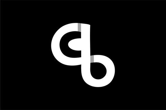 letter C & B