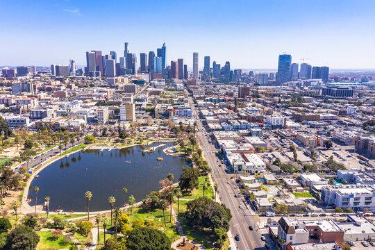MacArthur Park Los Angeles