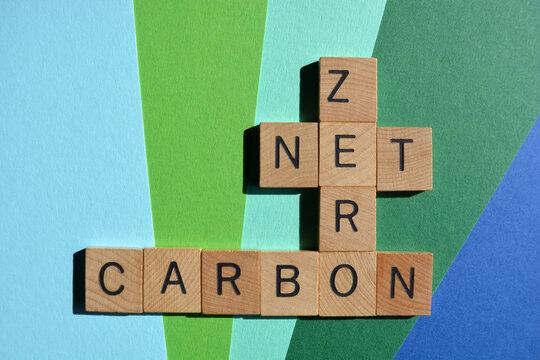 Net, Zero, Carbon, crossword
