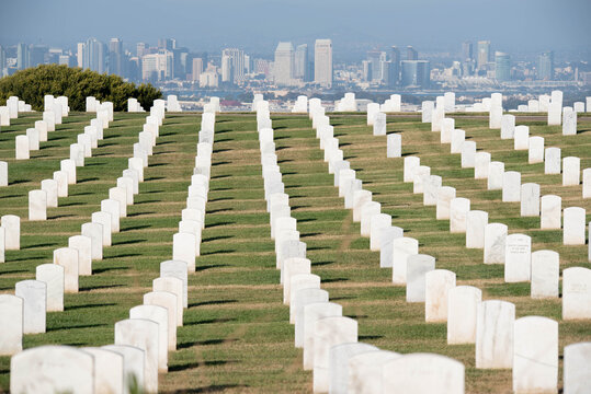 Fort Rosecrans National Cemetery is a federal military cemetery in the city of San Diego California.