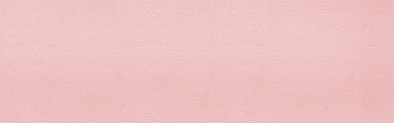 Panorama of Pastel pink silk pattern texture and background seamless or Pastel pink cloth texture and background