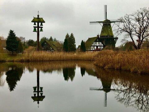 Internationales Mühlenmuseum in Gifhorn (Niedersachsen)