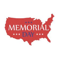Fototapeta american memorial day