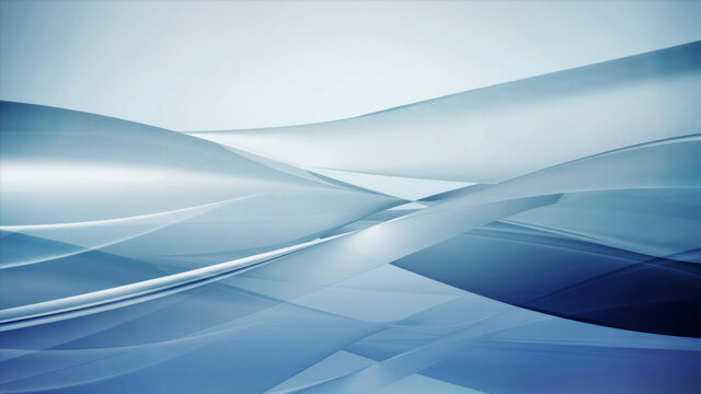 Abstract waves background. A light graphic design element, suitable for home product advertisements