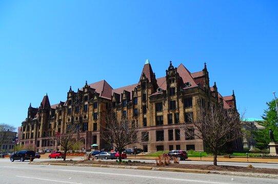 North America, United States, Missouri, Saint Louis, cityhall