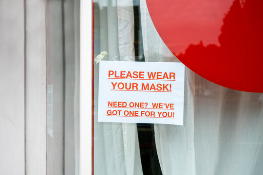 Local Mask Requirements