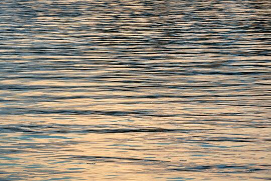 Waves on Lake
