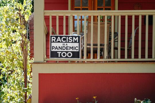 Racism Pandemic