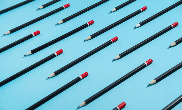 Office Supplies /Pencil / Graphite Pencil pattern