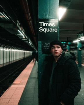New York City Subway Shoot